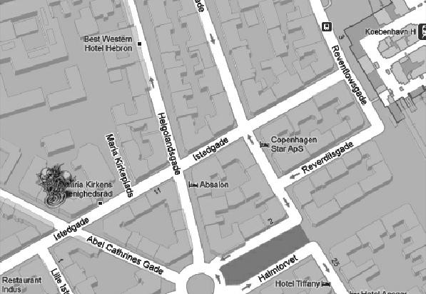 København ledsagere abel cathrine gade